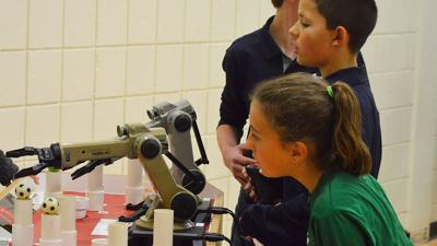 South Fayette invention event