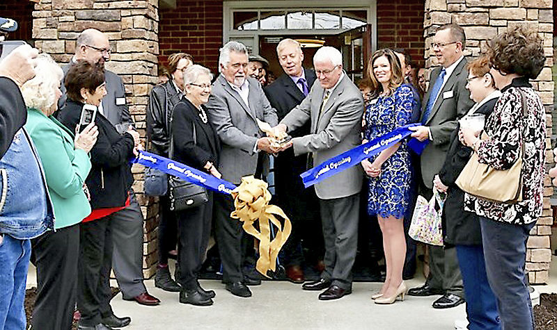 Image result for Bethel Park ribbon cutting
