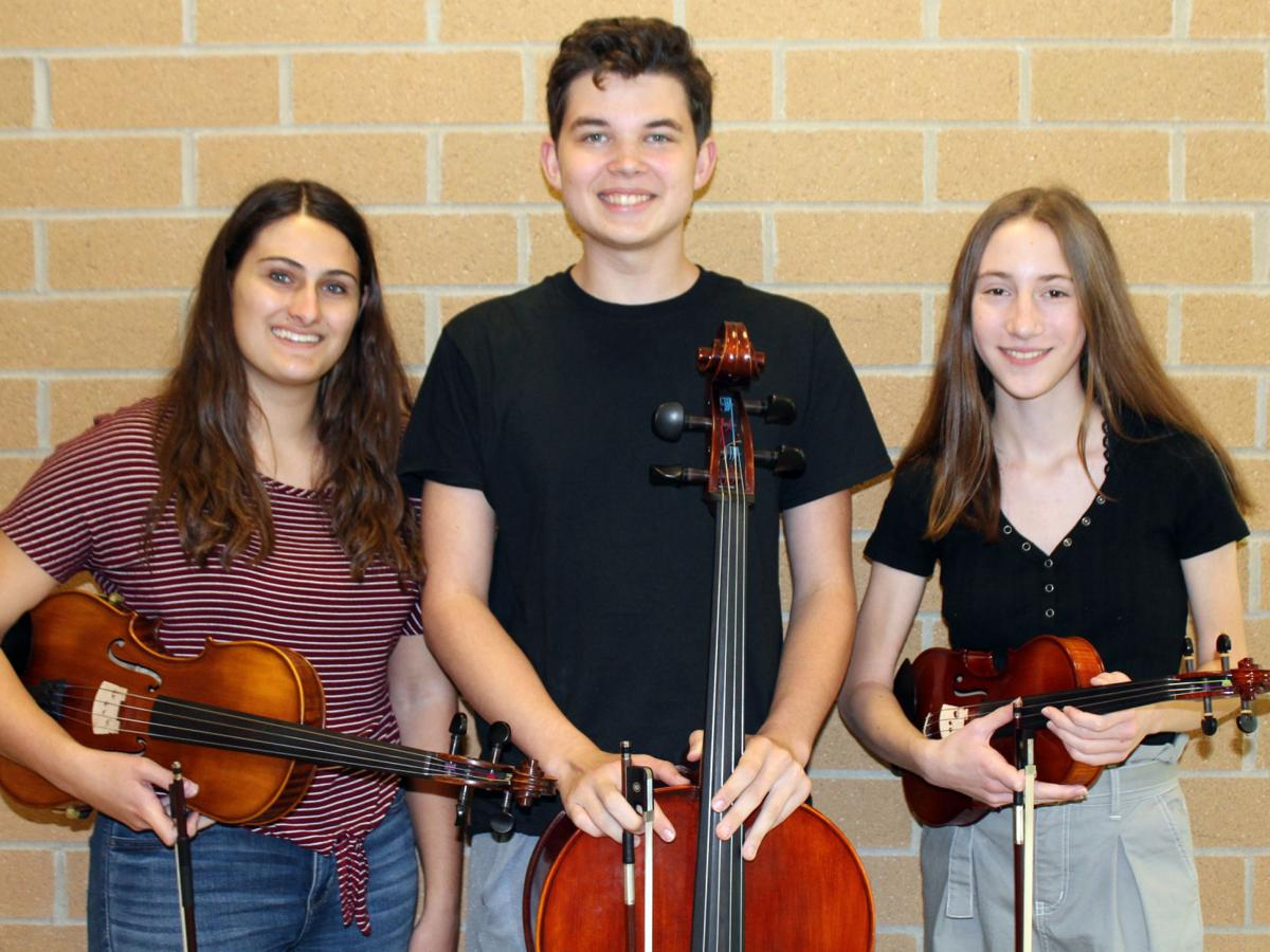 Bethel Park honors orchestra