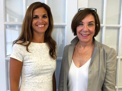 Natalie Mihalek and Pam Iovino