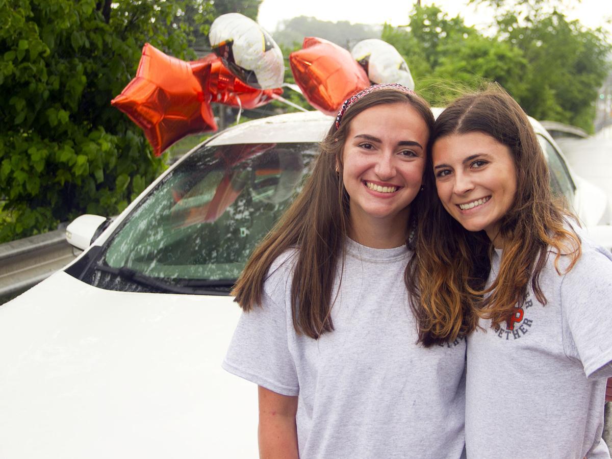 Olivia Greene and Jenna Chernicky