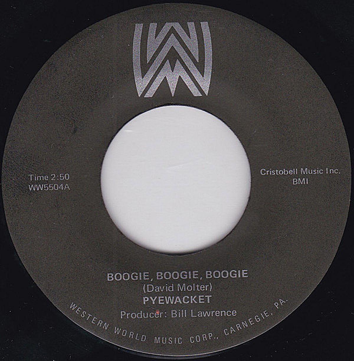 Boogie Boogie Boogie