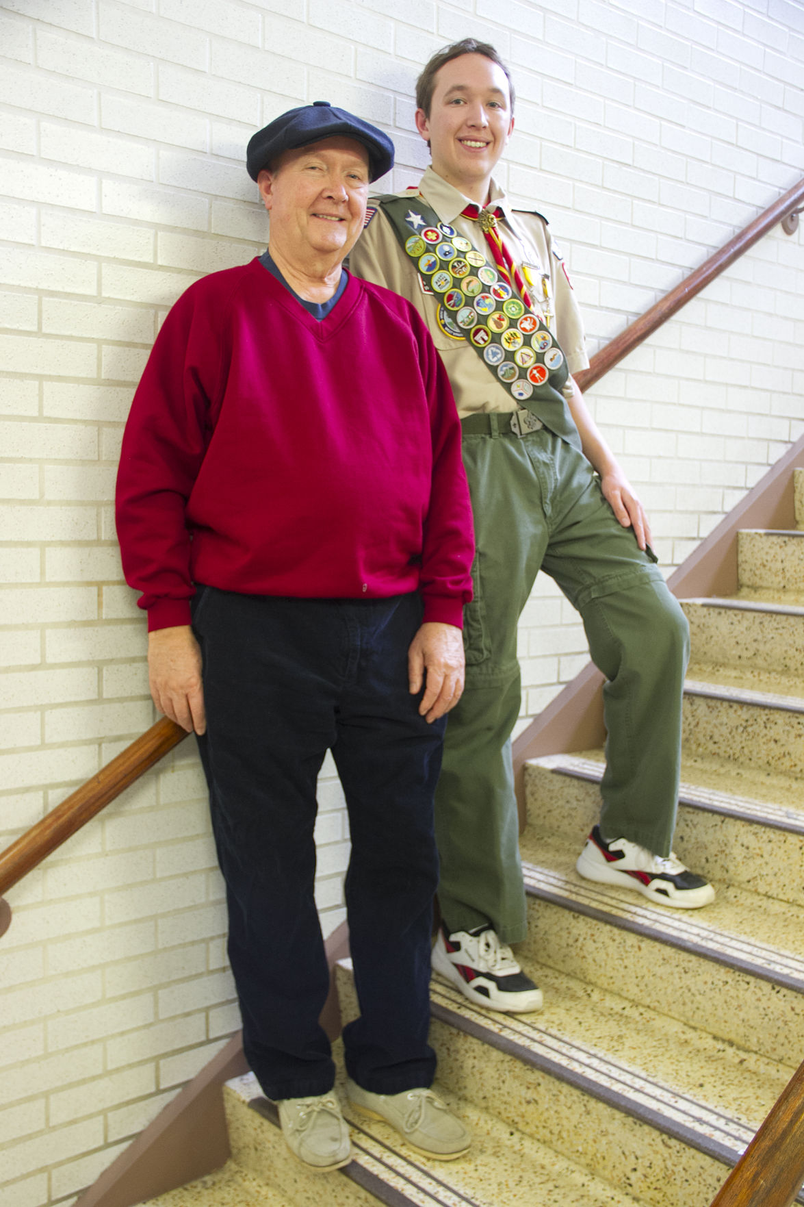 Greg and Michael Batko