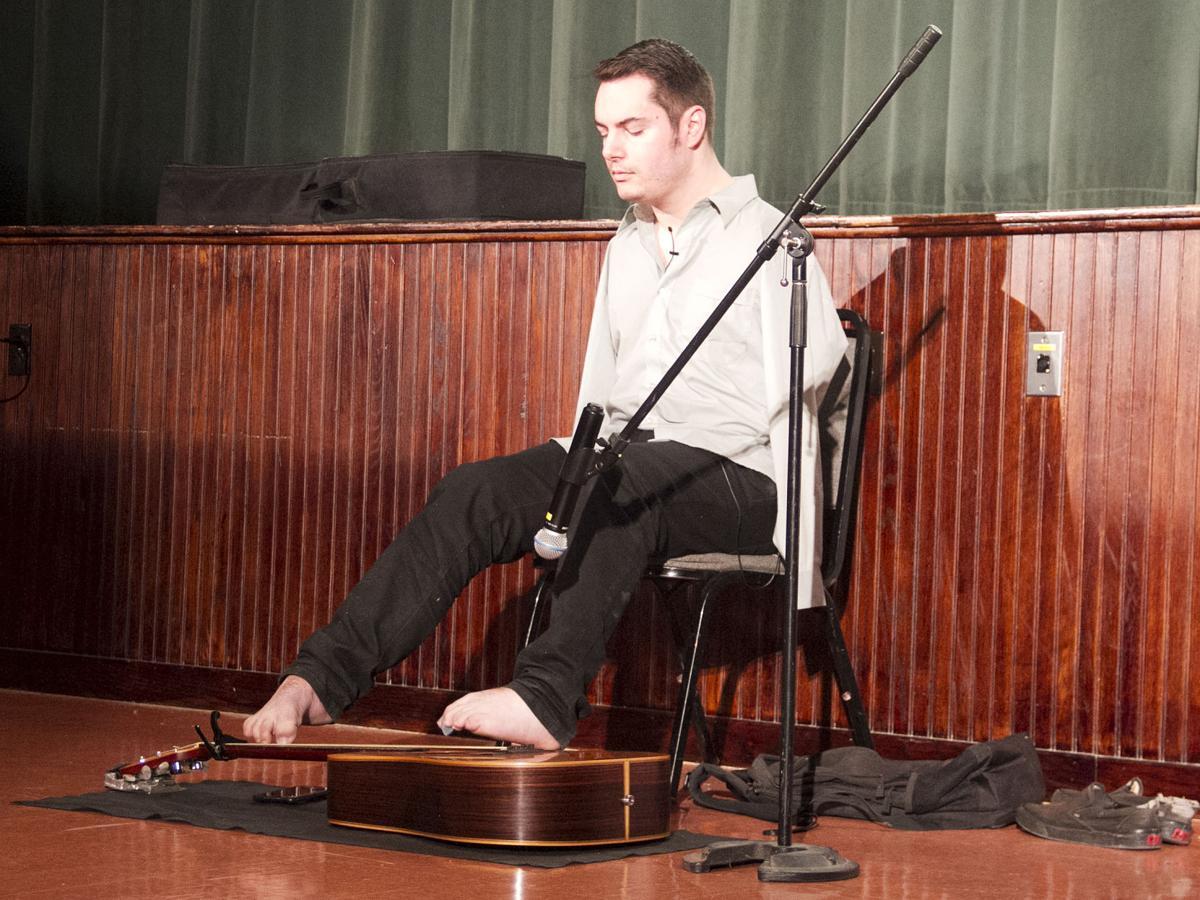 George Dennehy guitar