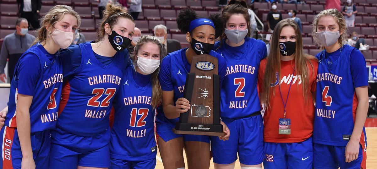 Chartiers Valley girls basketball