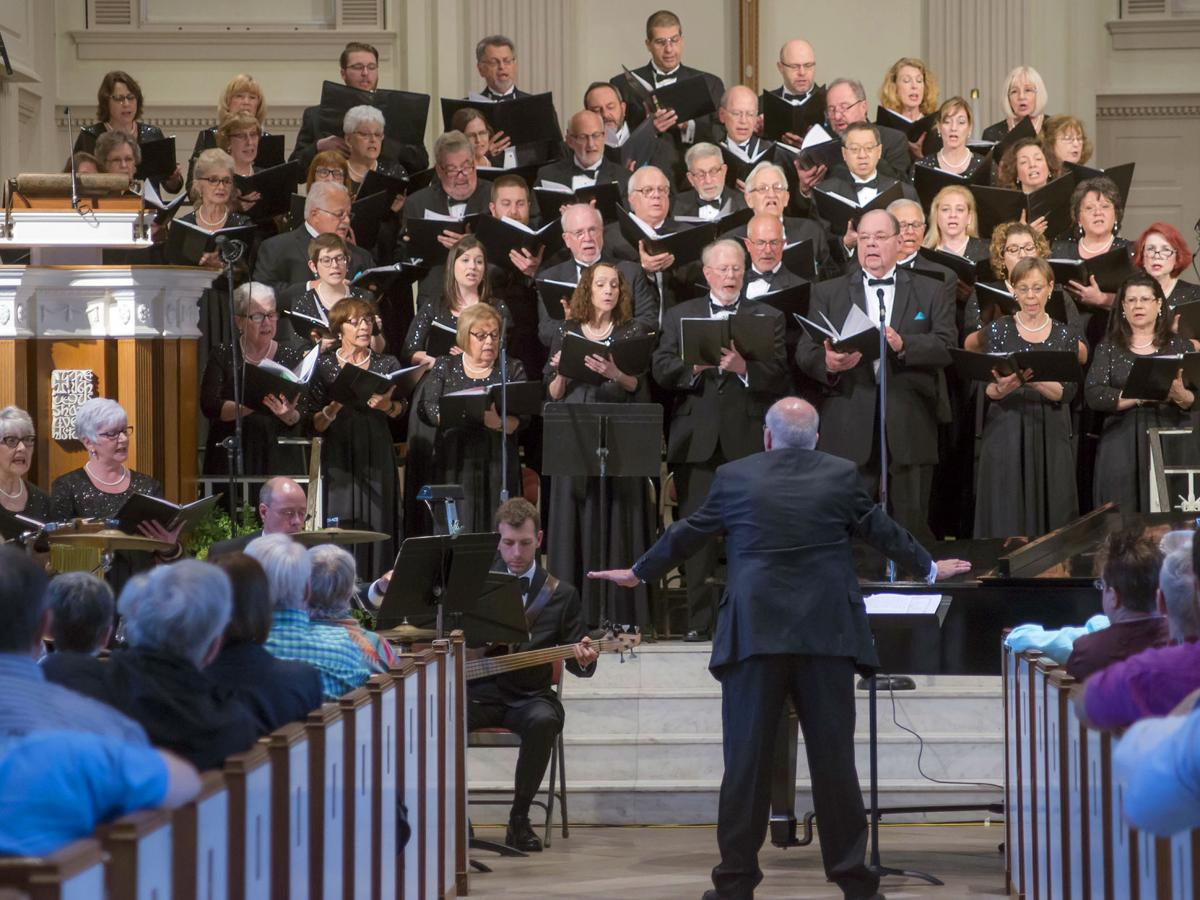 South Hills Chorale spring concert