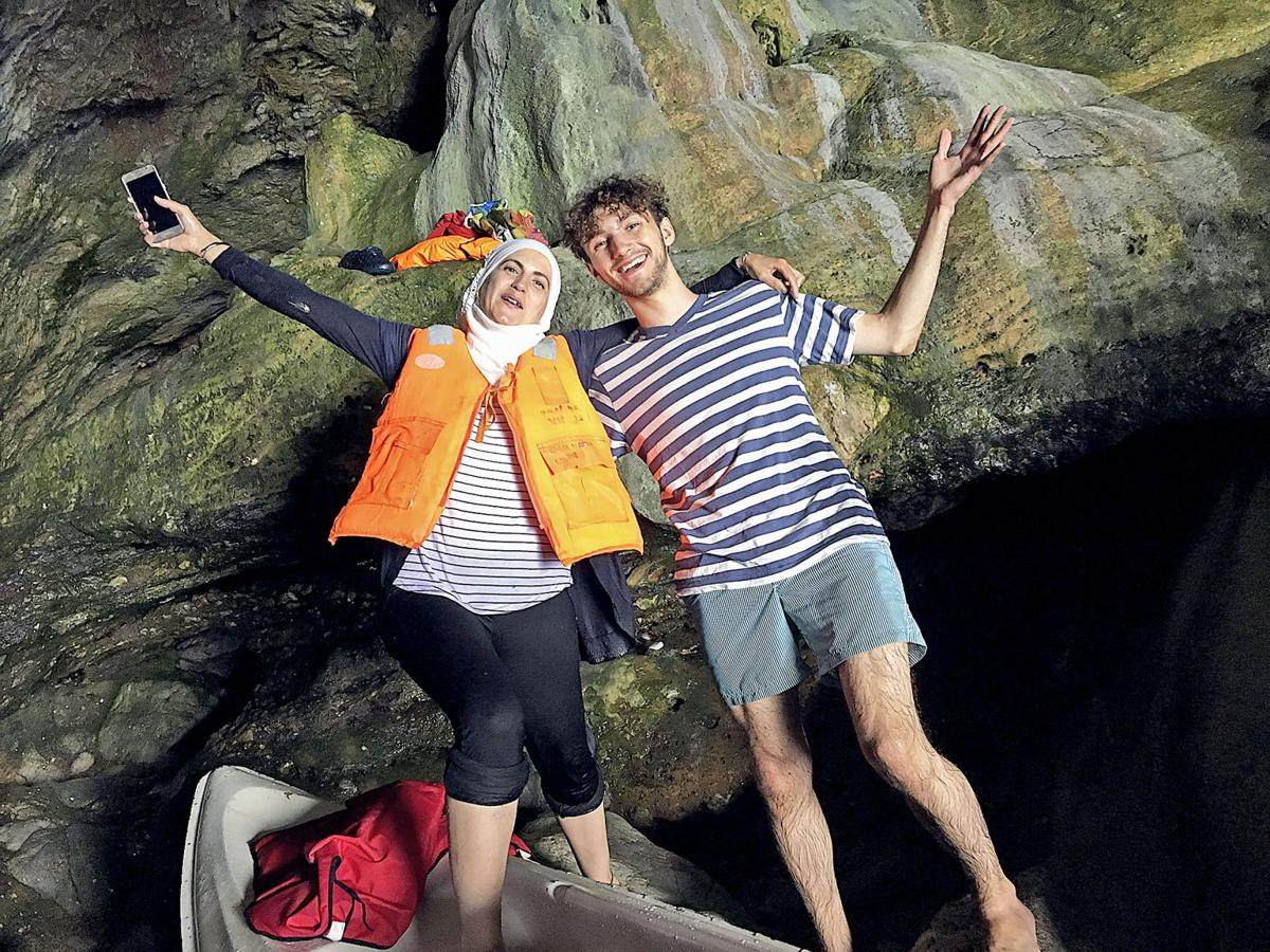 Kayak trip 2