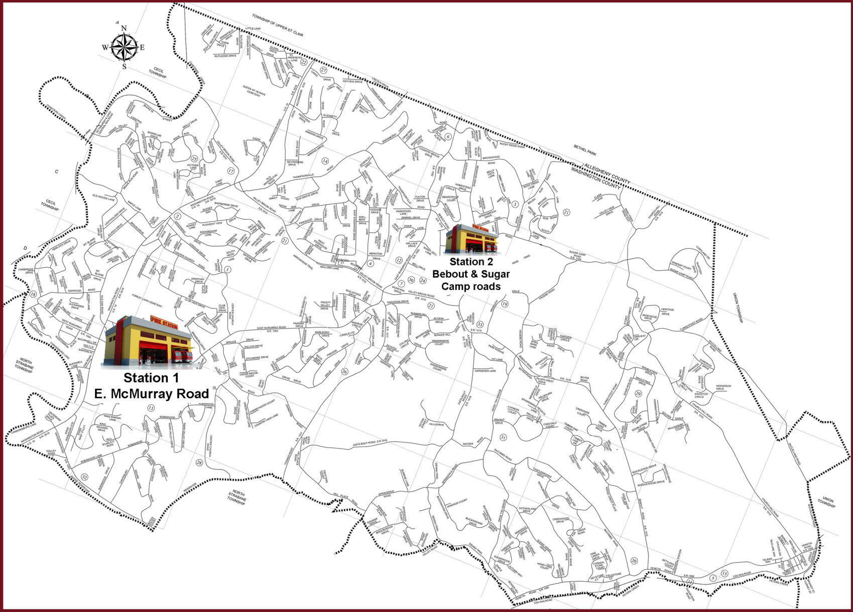 Peters Township Fire Department calls for expanded