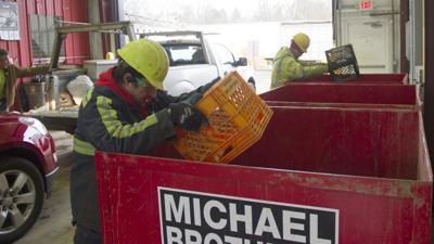 Michael Brothers bins