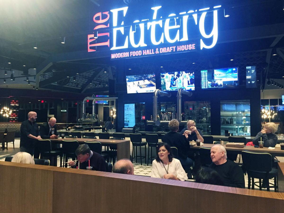 New 'Eatery' Opens At Meadows Racetrack & Casino