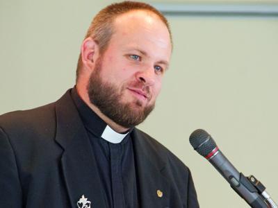 The Rev. Jamison Hardy