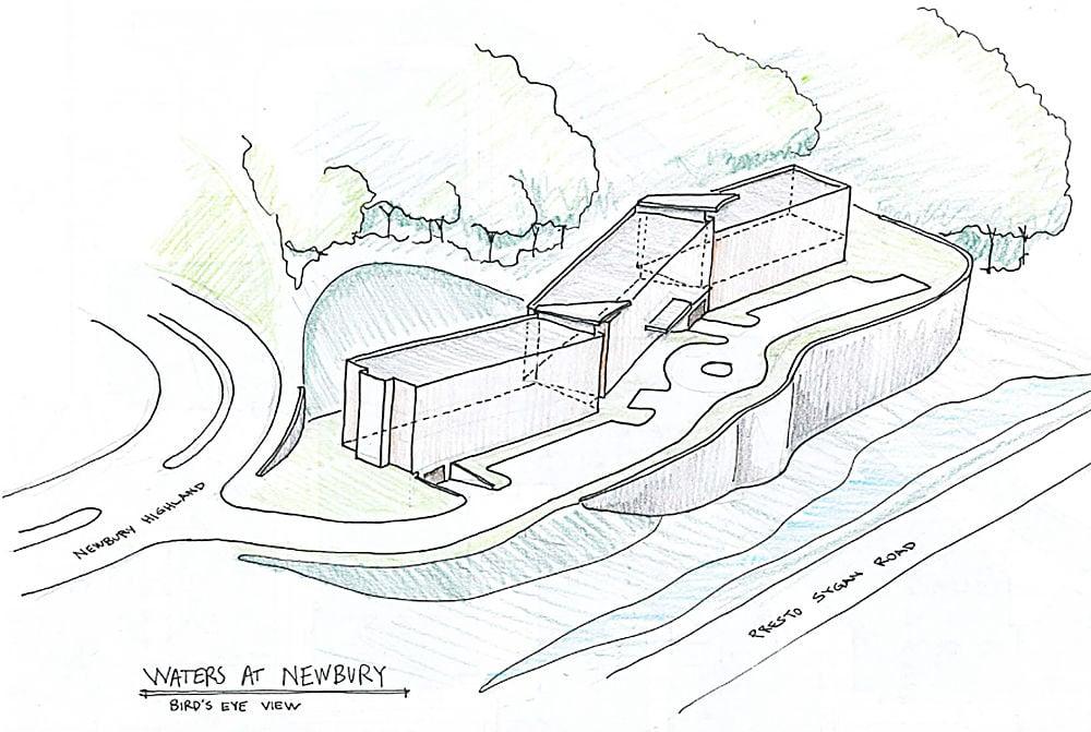 Proposed senior living facility at Newbury receives