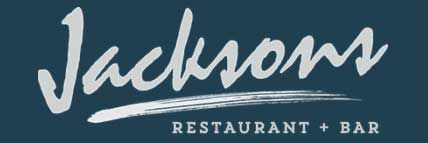 Logo for Jackson's Restaurant + Bar