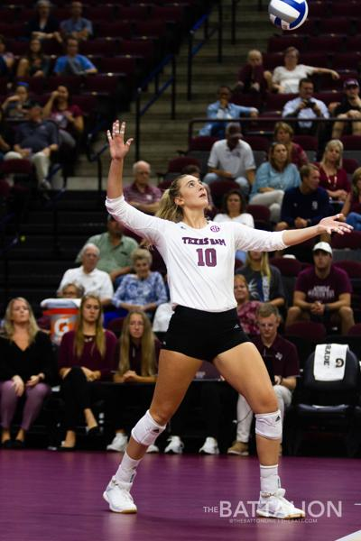 Volleyball vs. Texas State