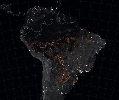 TWIS 8/27 Amazon Fires