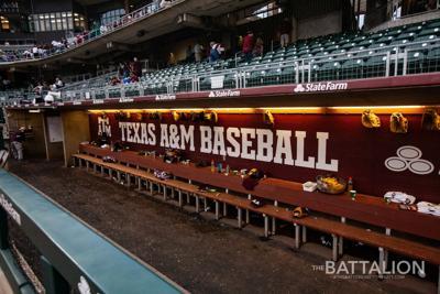 Baseball vs. Mississippi State Game 1