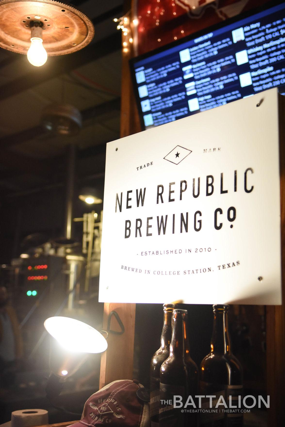 New Republic Brewing Co.