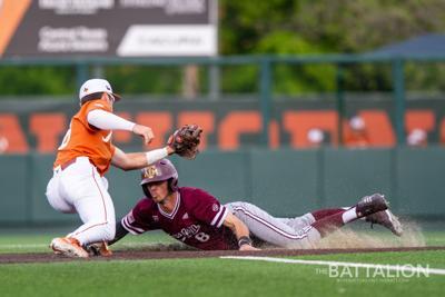 Baseball vs. Texas Preview