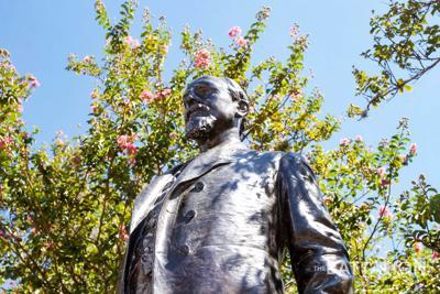 Sully Statue
