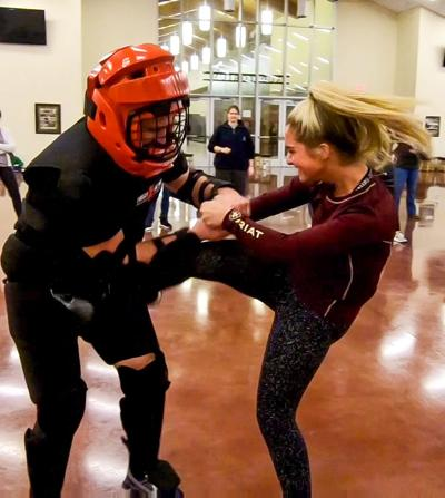 UPD Self Defense