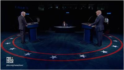 Presidential Debate Oct 22