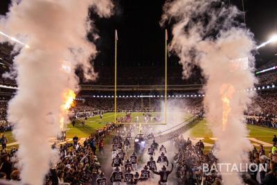 Football vs. South Carolina