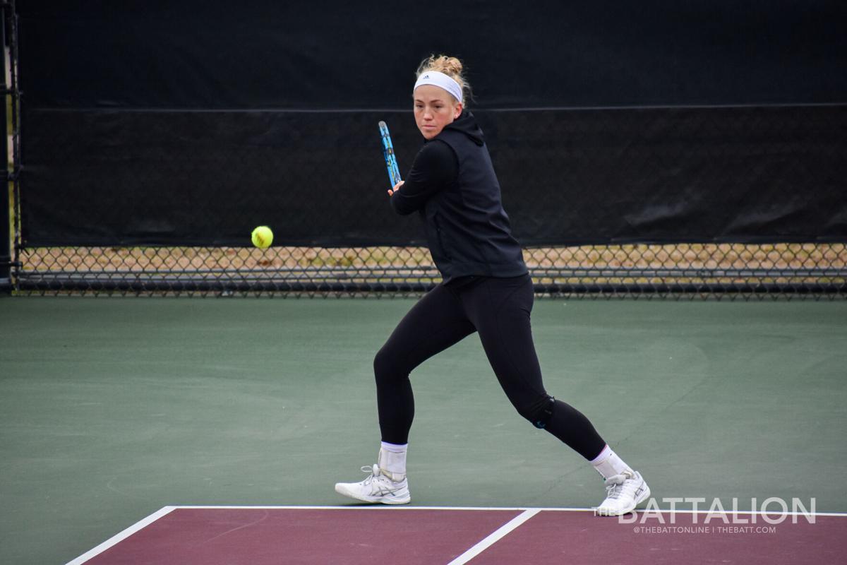 Women's Tennis vs. Utah