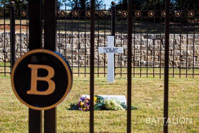 Bush Gravesite