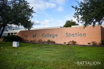 College Station City Council Building
