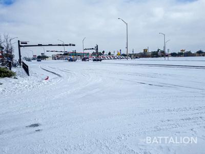 Historic winter weather