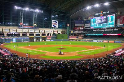 Astros' Manager and General Manager fired