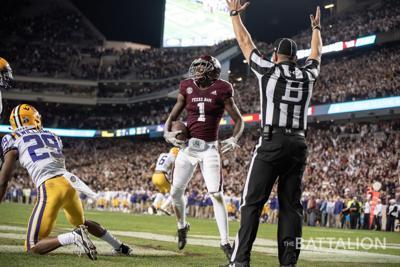Texas A&M vs. LSU