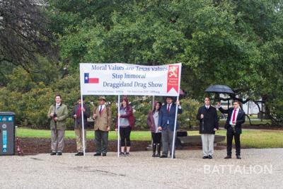 Draggieland Protest