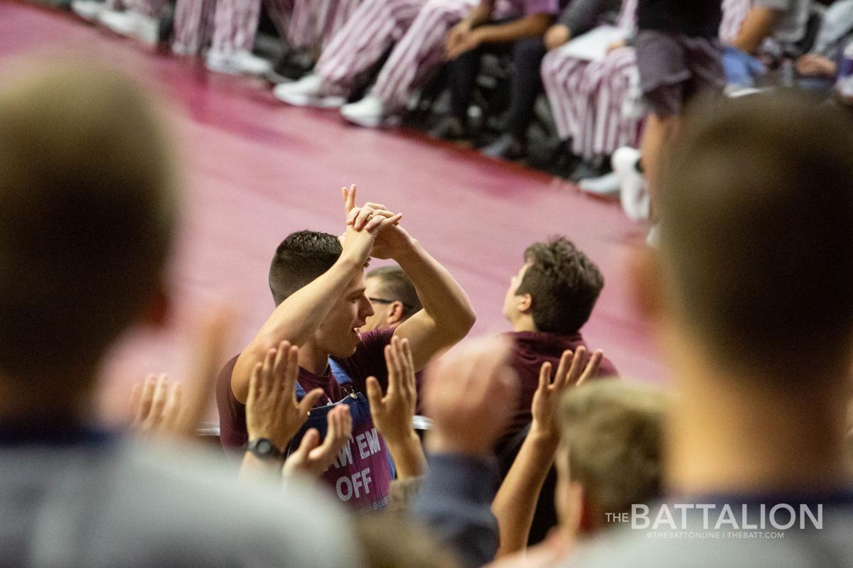 GALLERY: NCAA Tournament Volleyball vs. St. John's