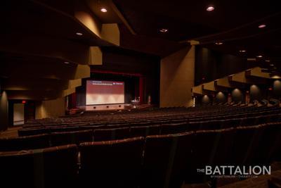 Rudder Auditorium