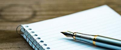 Opinion Pen Paper