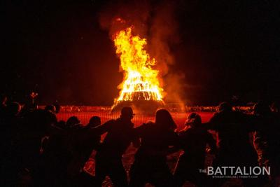 Bonfire Burn Night