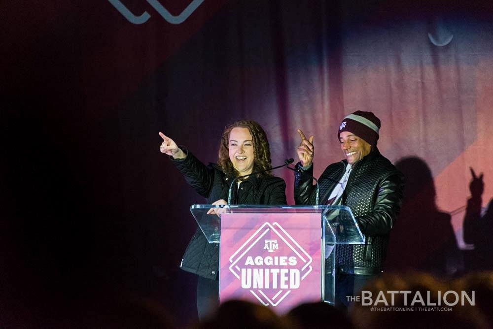 20 Moments: Aggies United