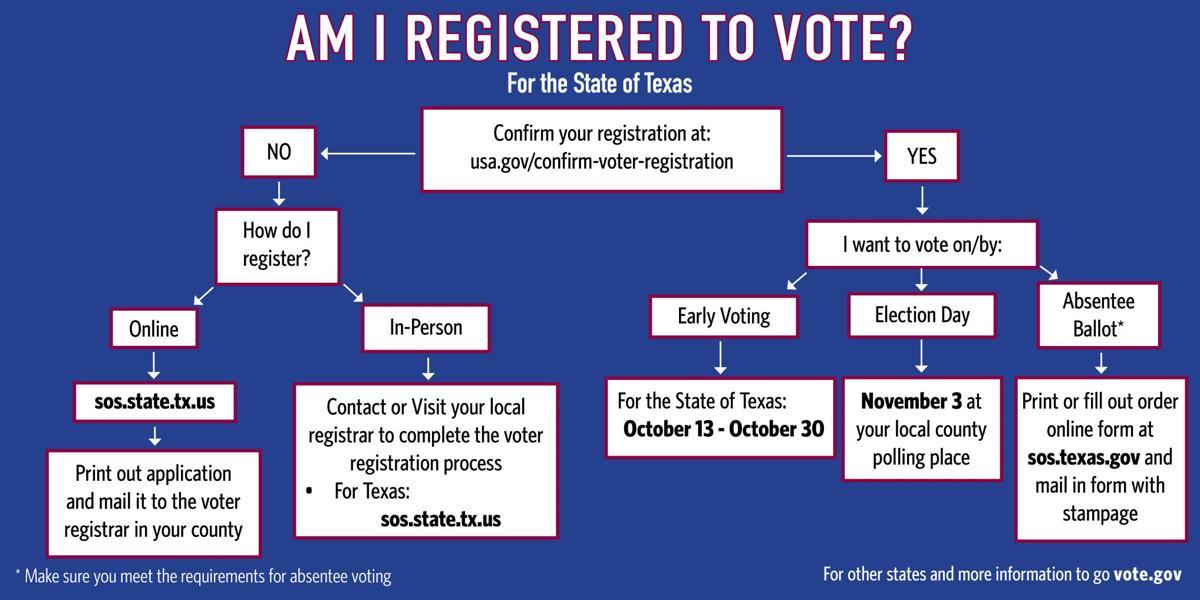 Voting Registration Flowchart