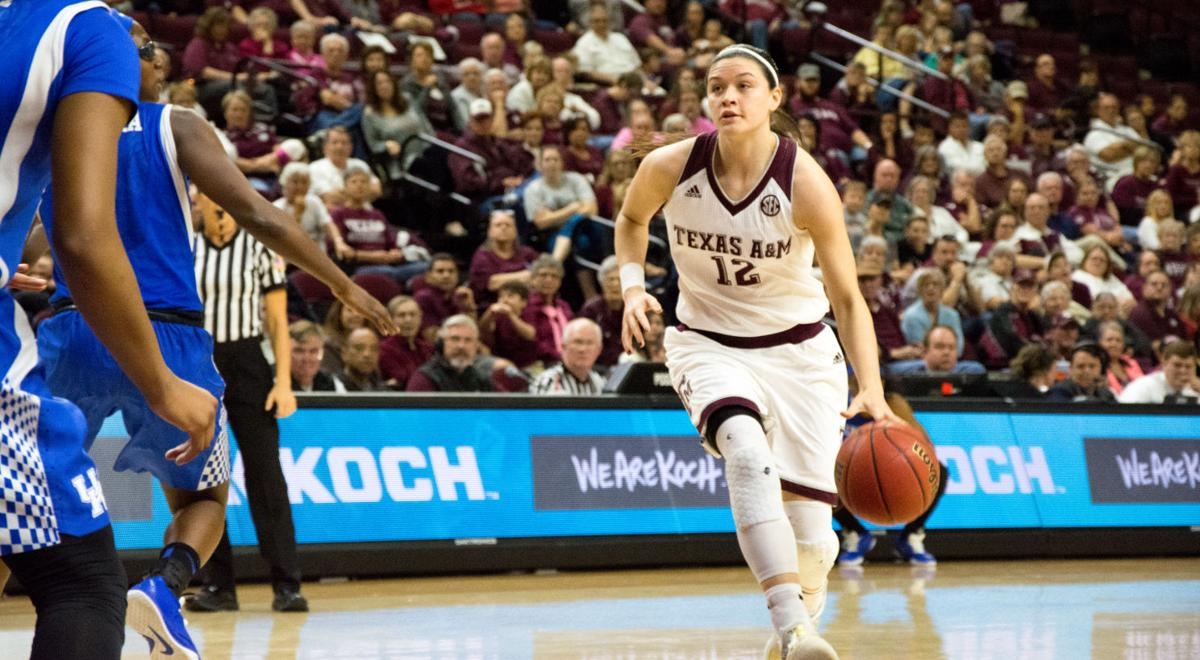 Aggies race past Texas Tech 98-90 in overtime thriller