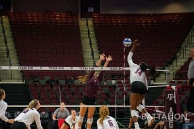 Volleyball vs. Mississippi State