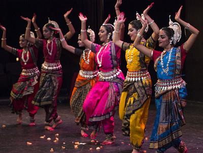 Odissi show spotlights classical Indian dance