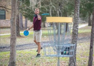 Disc golf preview