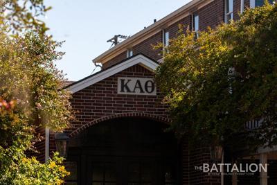 Kappa Alpha Theta Sorority House