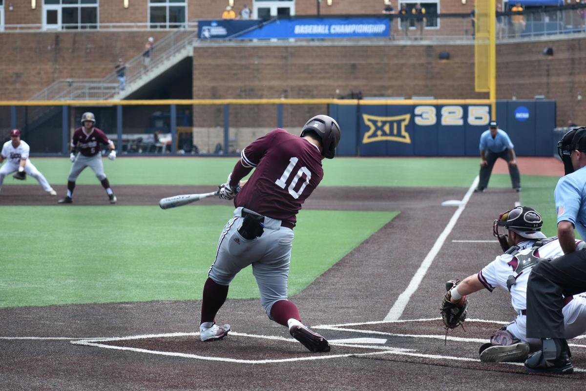 Baseball vs.Fordham- Regionals
