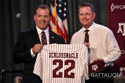 Press Conference with Jim Schlossnagle