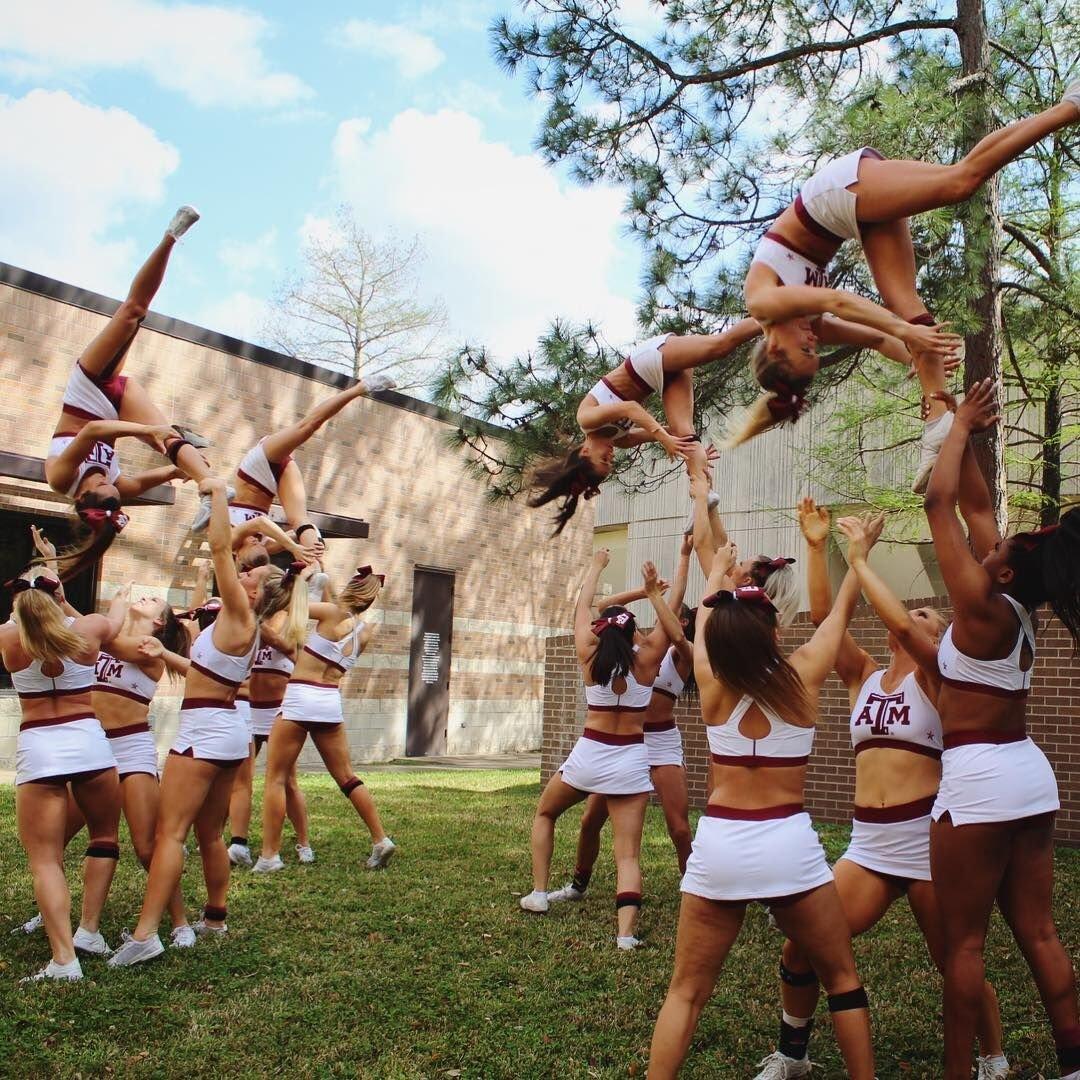Texas A&M Cheer