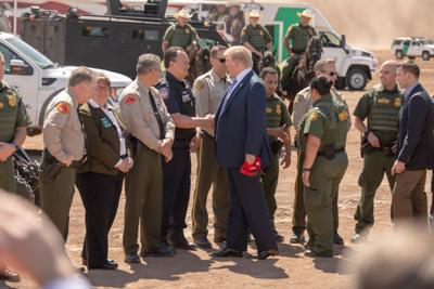 Trump Border Wall Funding