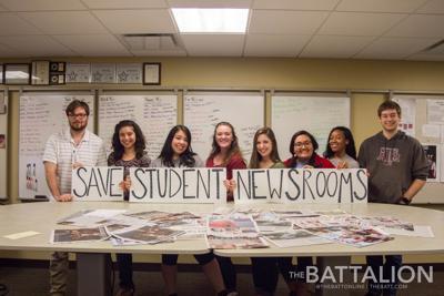 Save Student Newspaper
