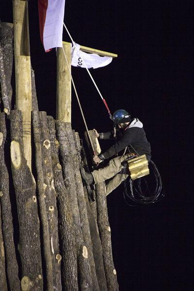Safety at heart of student bonfire precautions, prep